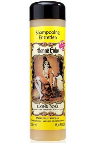Golden Blonde Henna Maintenance Shampoo